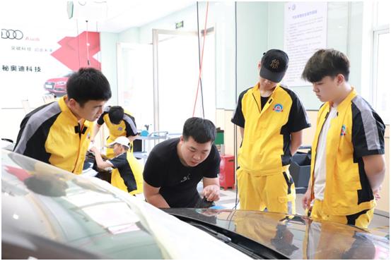 大咖来了!6月4日,车立美技术总监将来校与学子分享前沿汽车新技术!